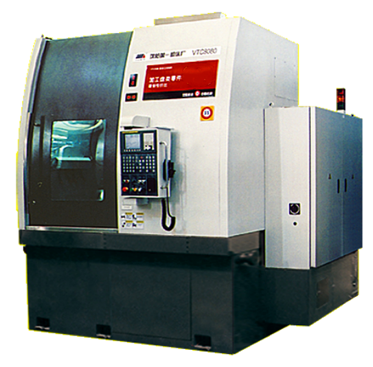 VTC8080数控立式车床